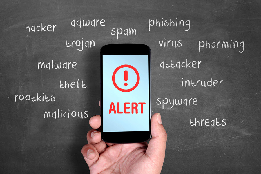 Protect your business from scams