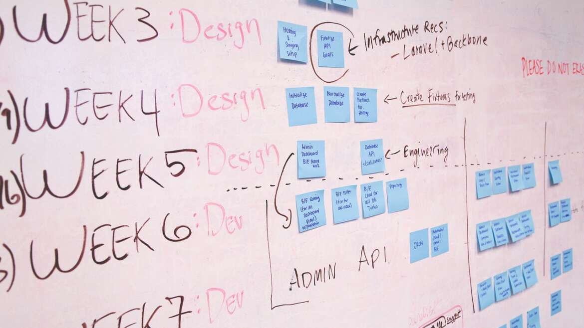 7 steps to brilliant job and staff scheduling