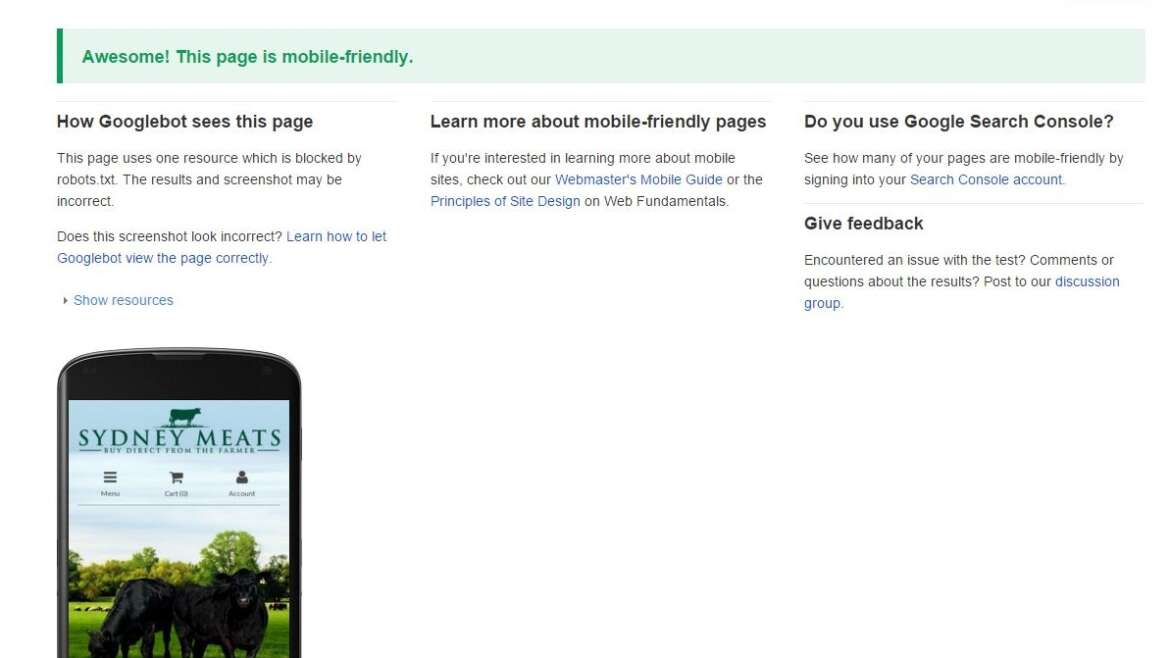 The dos and don'ts of mobile-friendly web design